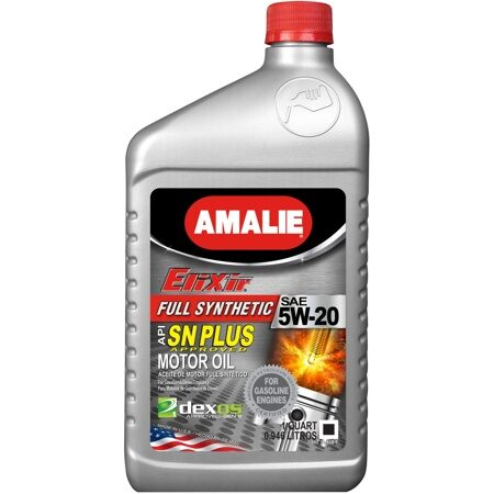 Amalie Elixir Full Synthetic 5W-20 GM Dexos1