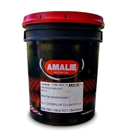 Amalie Amatran Powershift TO-4 Fluid 10