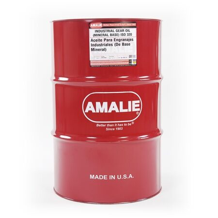 Amalie Industrial Gear Oil (Mineral Oil Base) 320