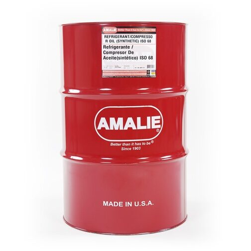 Amalie Refrigerant/Compressor Oil (Synthetic) 68