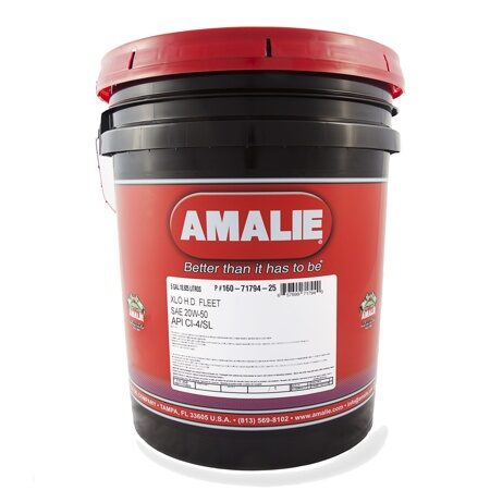 Amalie XLO Xtra Duty Synthetic 20W-50