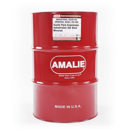 Amalie Industrial Gear Oil (Mineral Oil Base) 680
