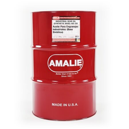 Amalie Industrial Gear Oil (Synthetic Base) 220