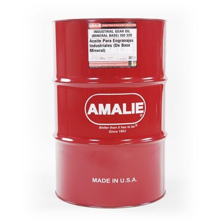 Amalie Industrial Gear Oil (Mineral Oil Base) 220
