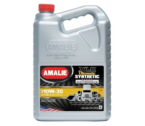 Amalie XLO Ultimate Synthetic 10W-30