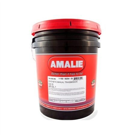 Amalie Synthetic Manual Trans MT-1 SAE 50