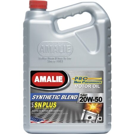Amalie PRO High Perf Synthetic 20W-50
