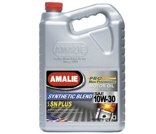 Amalie PRO High Perf Synthetic 10W-30