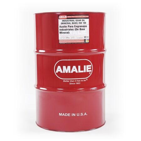 Amalie Industrial Gear Oil (Mineral Oil Base) 100